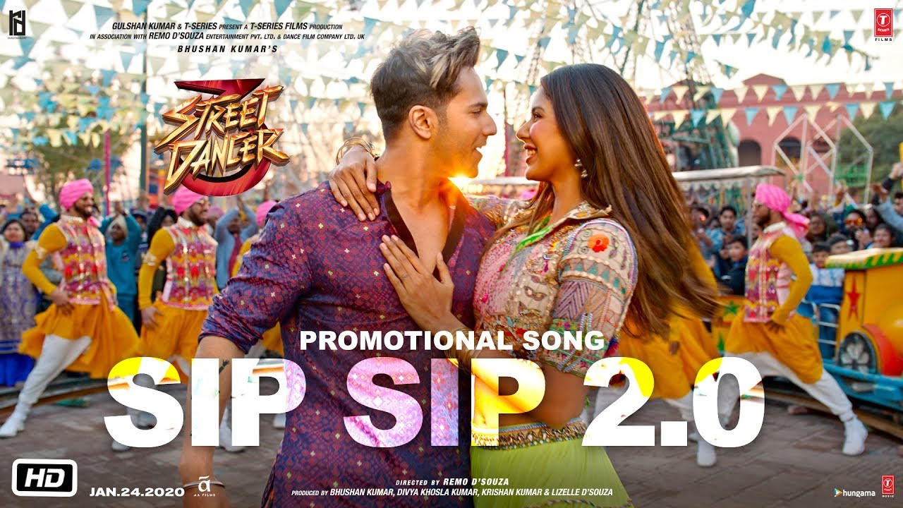 Sip Sip 2.0 Song Lyrics In Hindi And English
