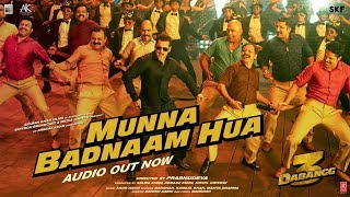 Munna Badnaam Hua Song Lyrics In Hindi And English