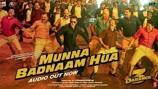Munna Badnaam Hua Song Lyrics In Hindi And English