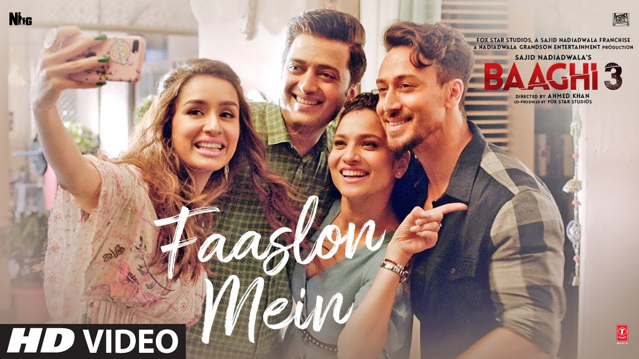 Faaslon Mein Song Lyrics In Hindi And English