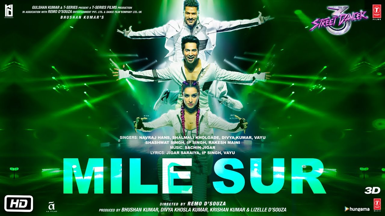 Mile Sur Song Lyrics In Hindi And English