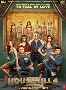 Housefull 4 movie all song list and its lyrics in english and hindi