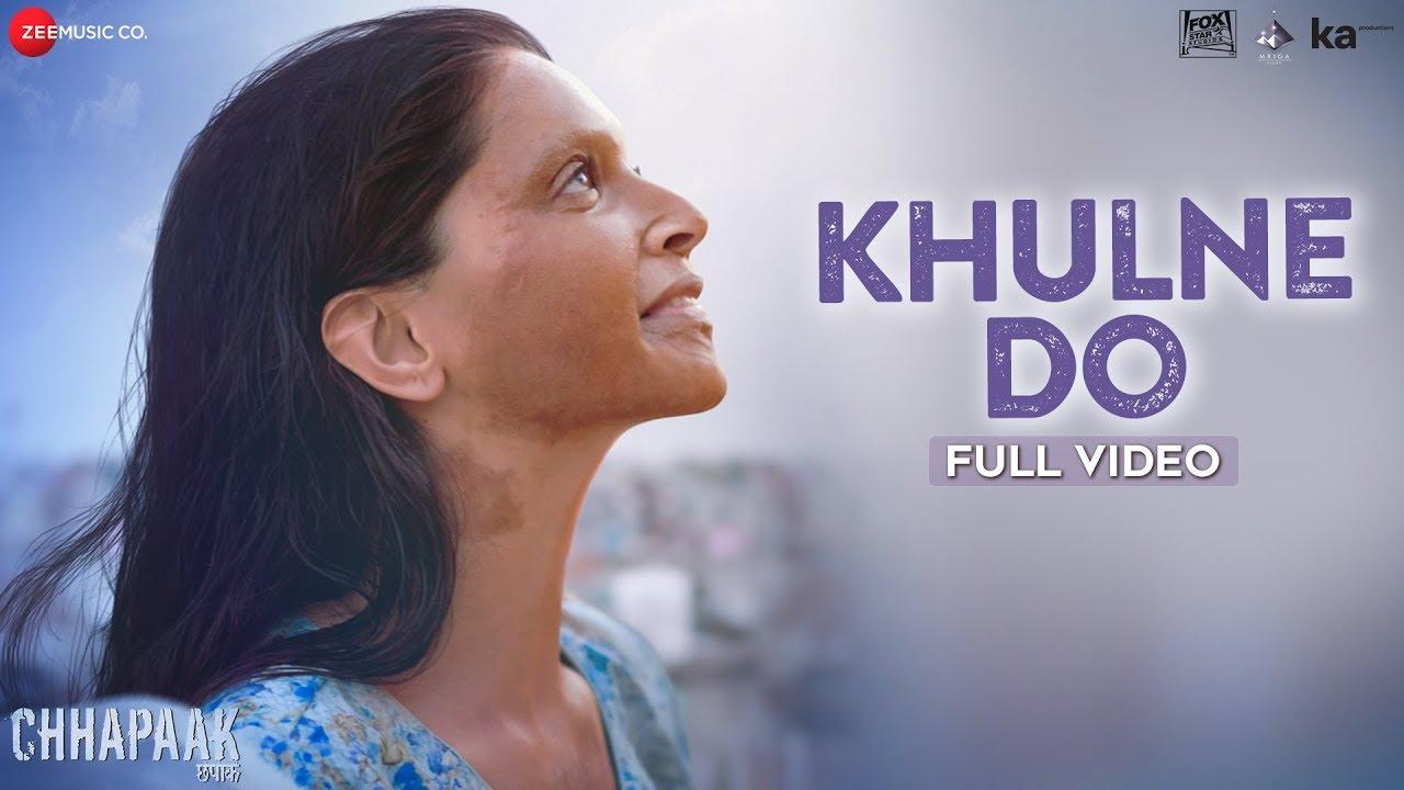 Khulne Do Song Lyrics In Hindi And English