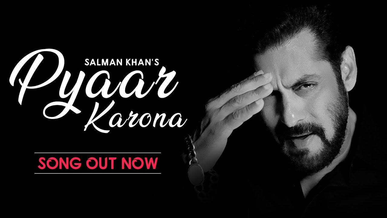 Pyaar Karona Song Lyrics In Hindi And English