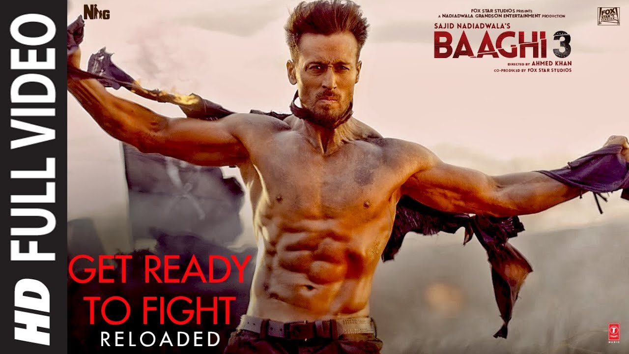 Get Ready To Fight -Reloaded Song Lyrics In Hindi And English