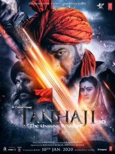 tanaji movie all song and its lyrics