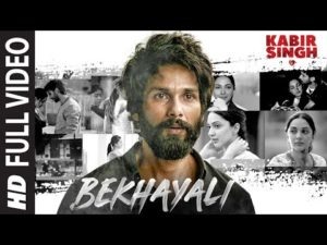 Bekhayali Mein Song Lyrics In English And Hindi