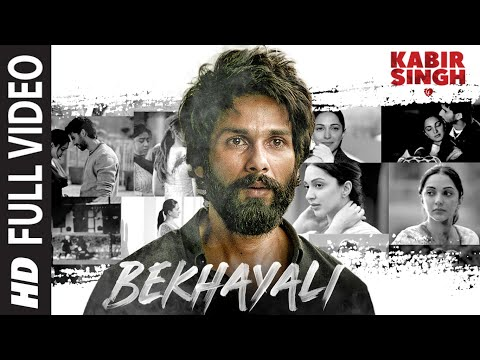 Bekhayali Mein Song Lyrics In English And Hindi