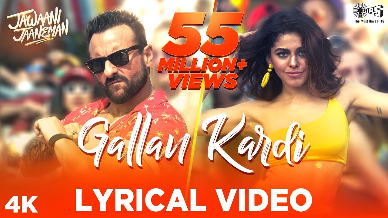 Gallan Kardi Song Lyrics In Hindi And English