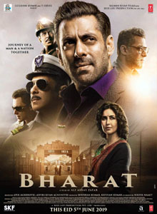 Bharat movie all song list and its lyrics in english and hindi