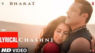 Chashni song lyrics in hindi and english