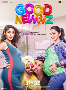 Good News movie all song list and its lyrics in english and hindi