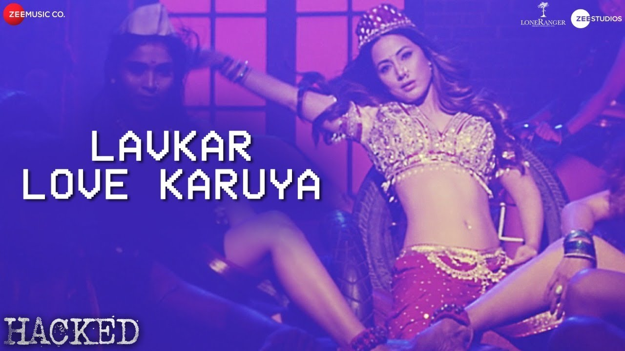 Lavkar Love Karuya Song Lyrics In English And Hindi
