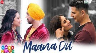 Maana Dil song lyrics