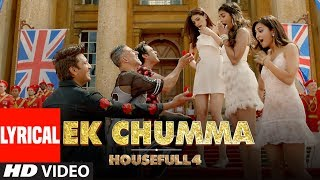 Ek Chumma song lyrics in hindi and english
