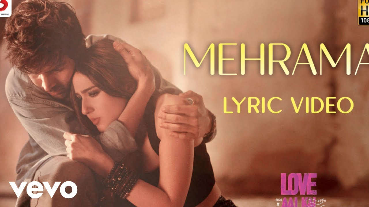Mehrama Song Lyrics In Hindi And English