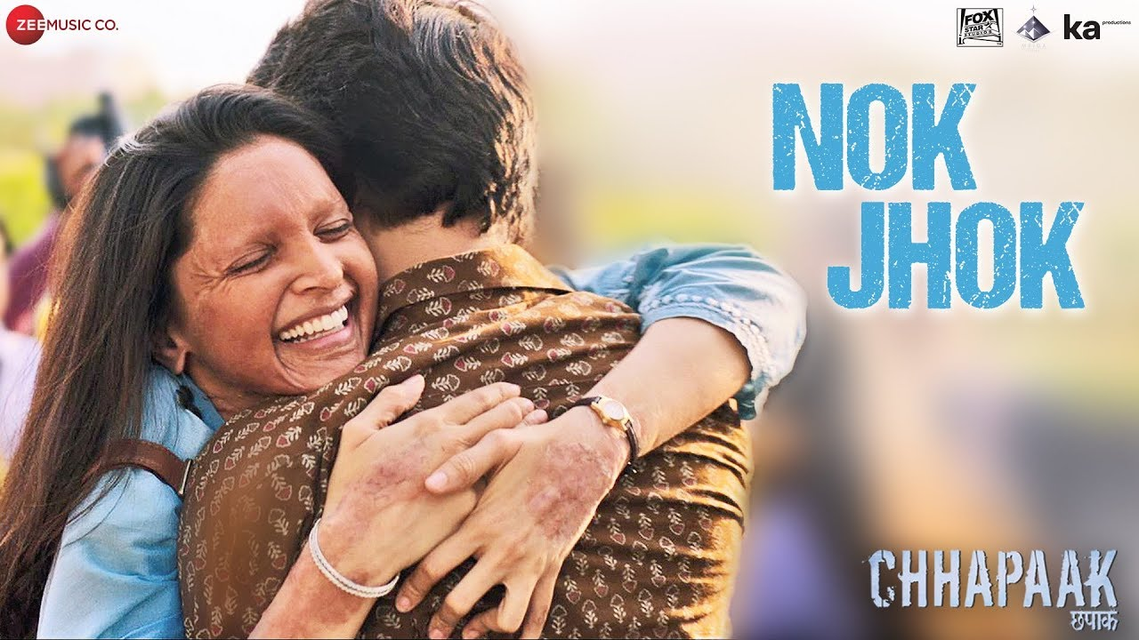 Nok Jhok Song Lyrics In Hindi And English