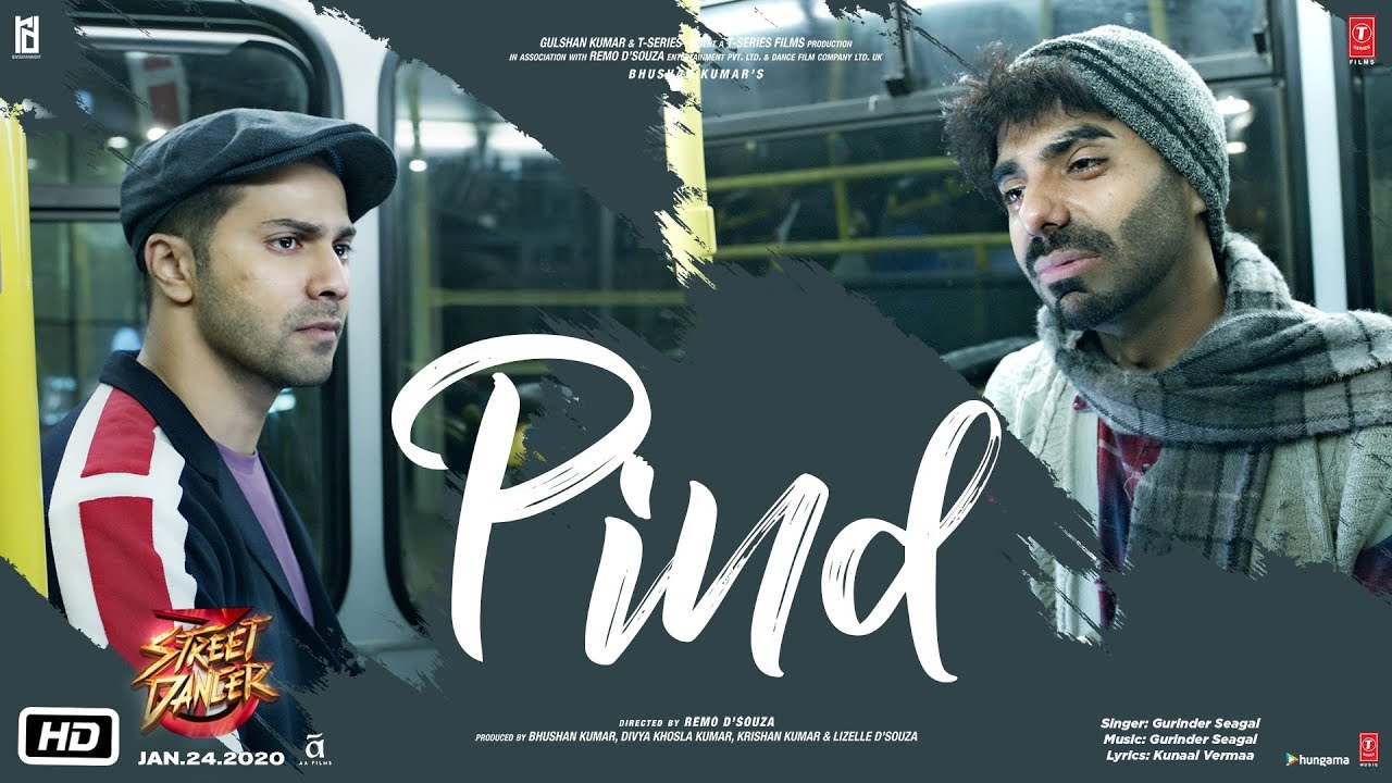 Pind Song Lyrics In Hindi And English