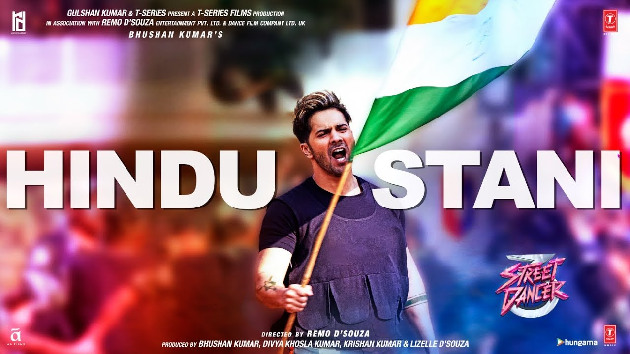 Hindustani Song Lyrics In Hindi And English