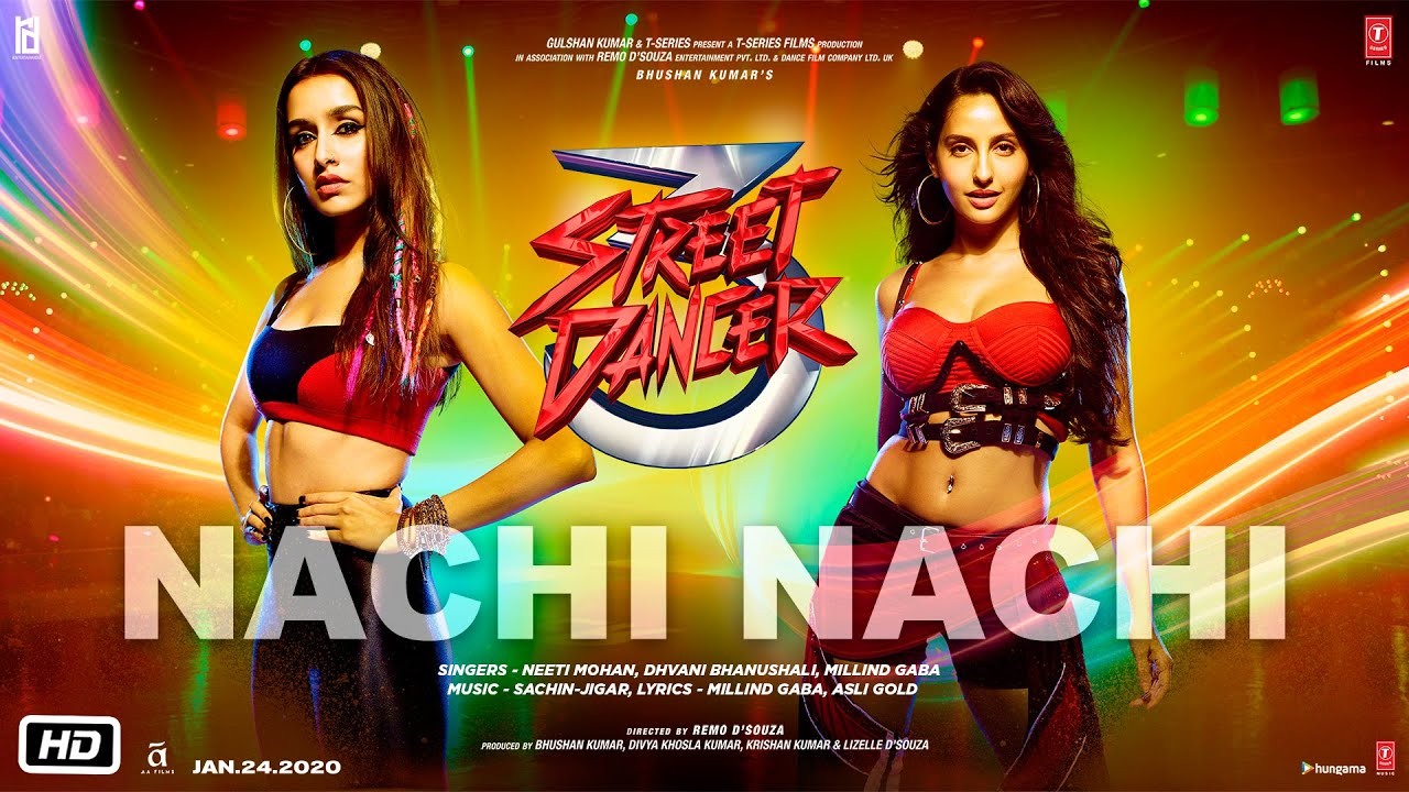 Nachi Nachi Song Lyrics In Hindi And English