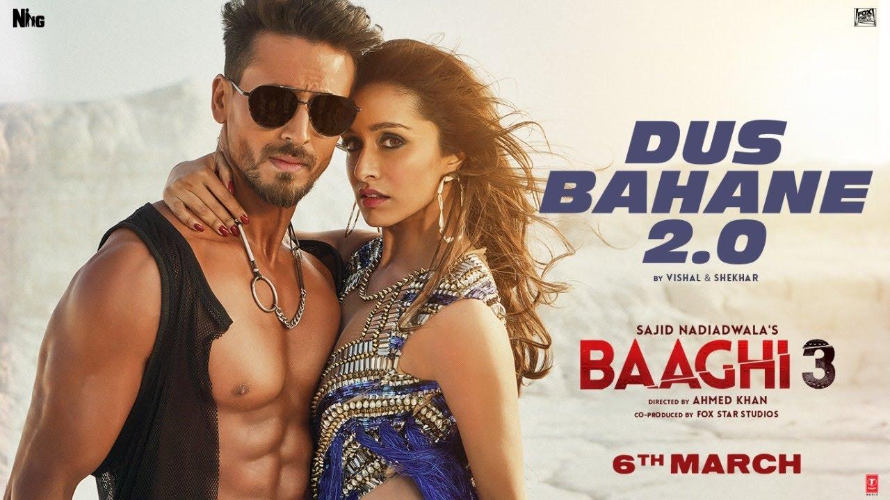 Dus Bahane 2.0 Song Lyrics In Hindi And English