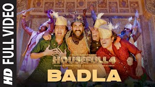 Badla song lyrics in hindi and english