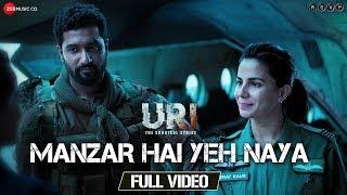 Manzar Hai Ye Naya song lyrics in english and hindi