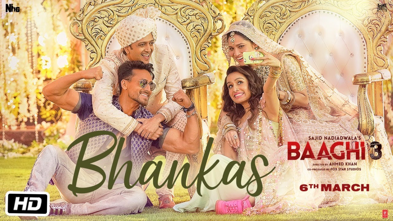 Bhankas Song Lyrics In Hindi And English
