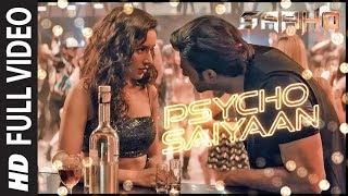 Psycho Saiyaan song lyrics
