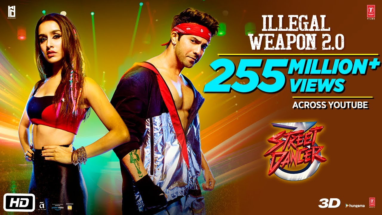 Illegal Weapon 2.0 Song Lyrics In Hindi And English