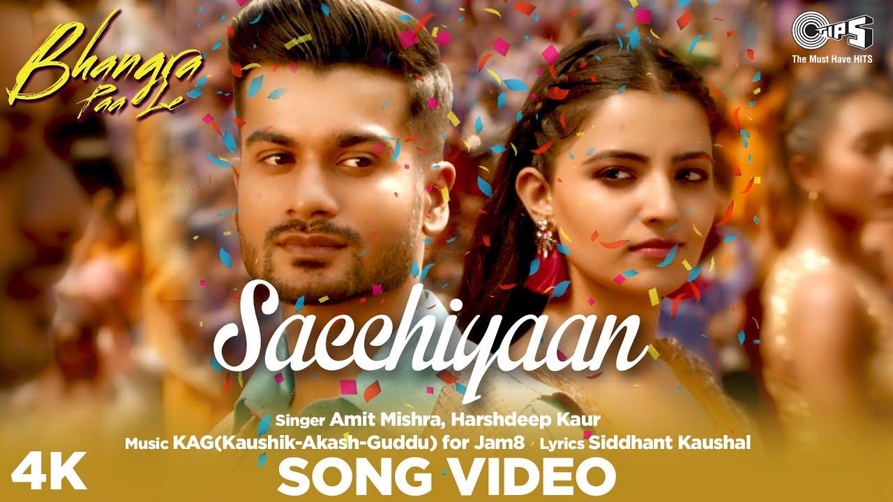 Sacchiyaan Song Lyrics In Hindi And English