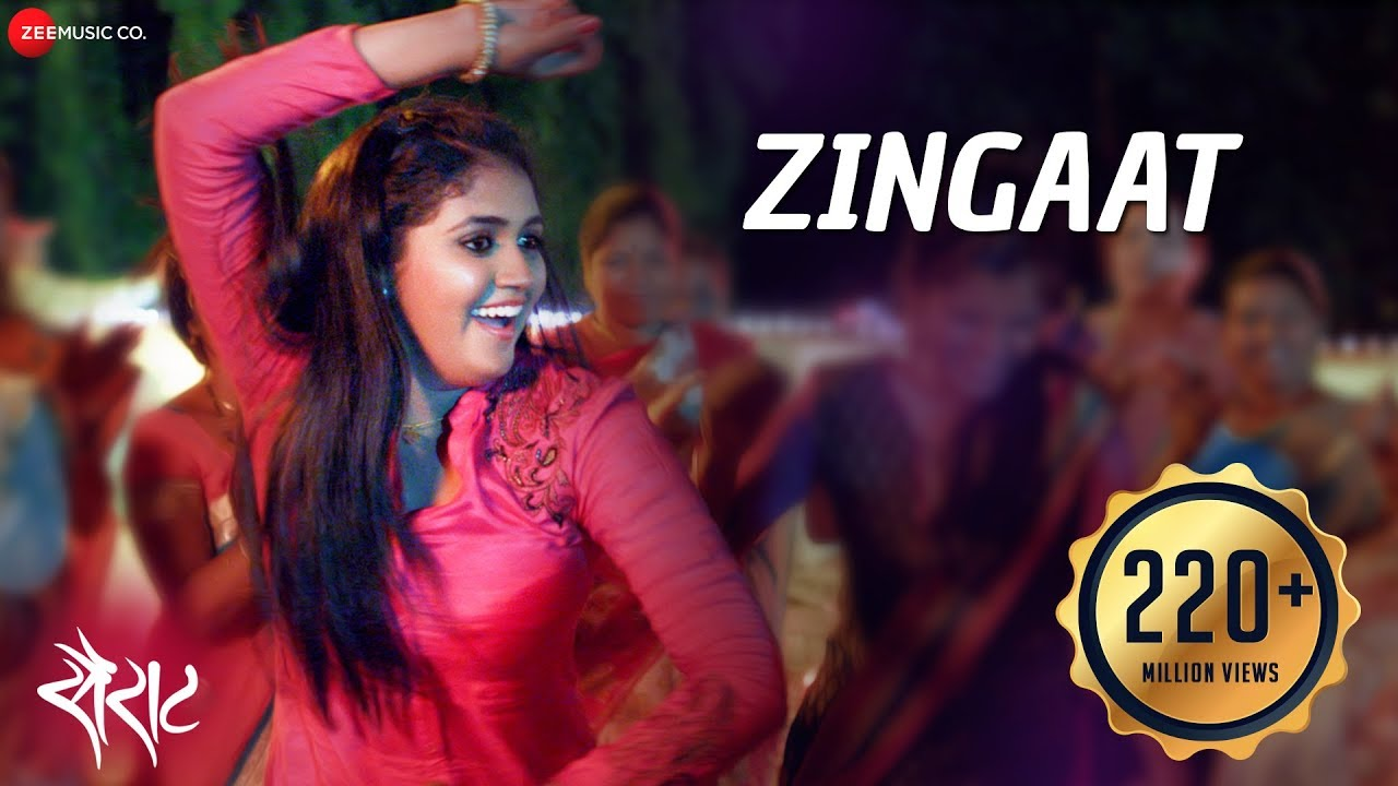 Zing Zing Zingaat Lyrics In Marathi
