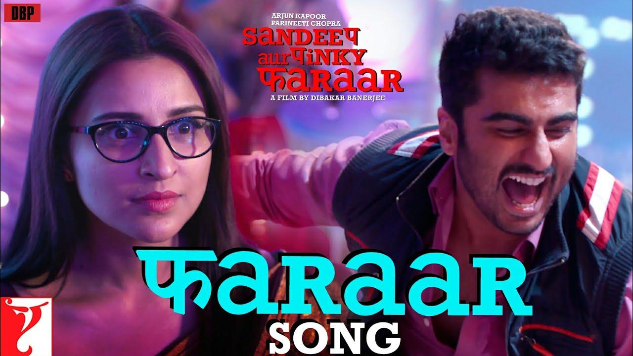 Faraar Song Lyrics From Movie Sandeep Aur Pinky Faraar 2020