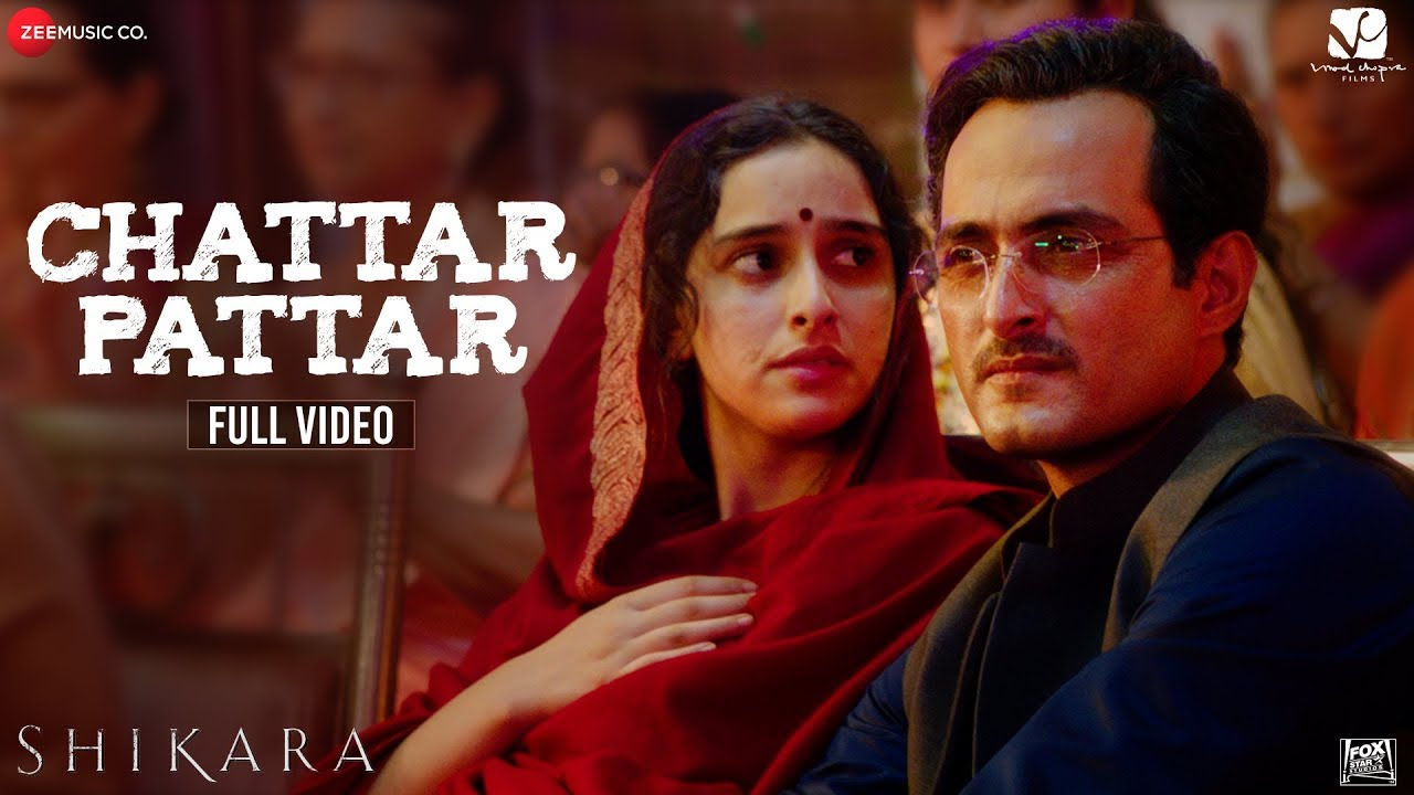 Chattar Pattar Lyrics In Hindi And English