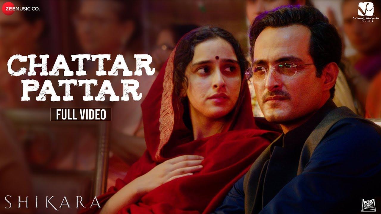 Chattar Pattar Lyrics In Hindi And English
