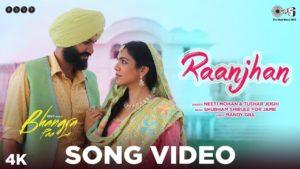 Raanjhan Song Lyrics In Hindi And English 2020