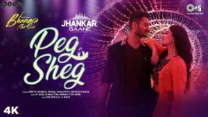 Peg Sheg Song Lyrics In Hindi And English 2020