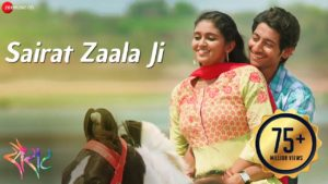 Sairat Zaala Ji Lyrics In Marathi