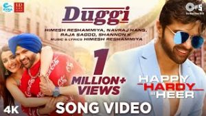 Duggi Lyrics In Hindi And English 2020