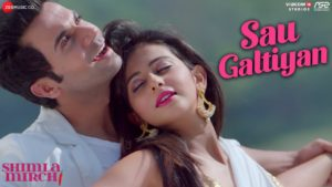 Sau Galtiyan Song Lyrics In Hindi And English 2020