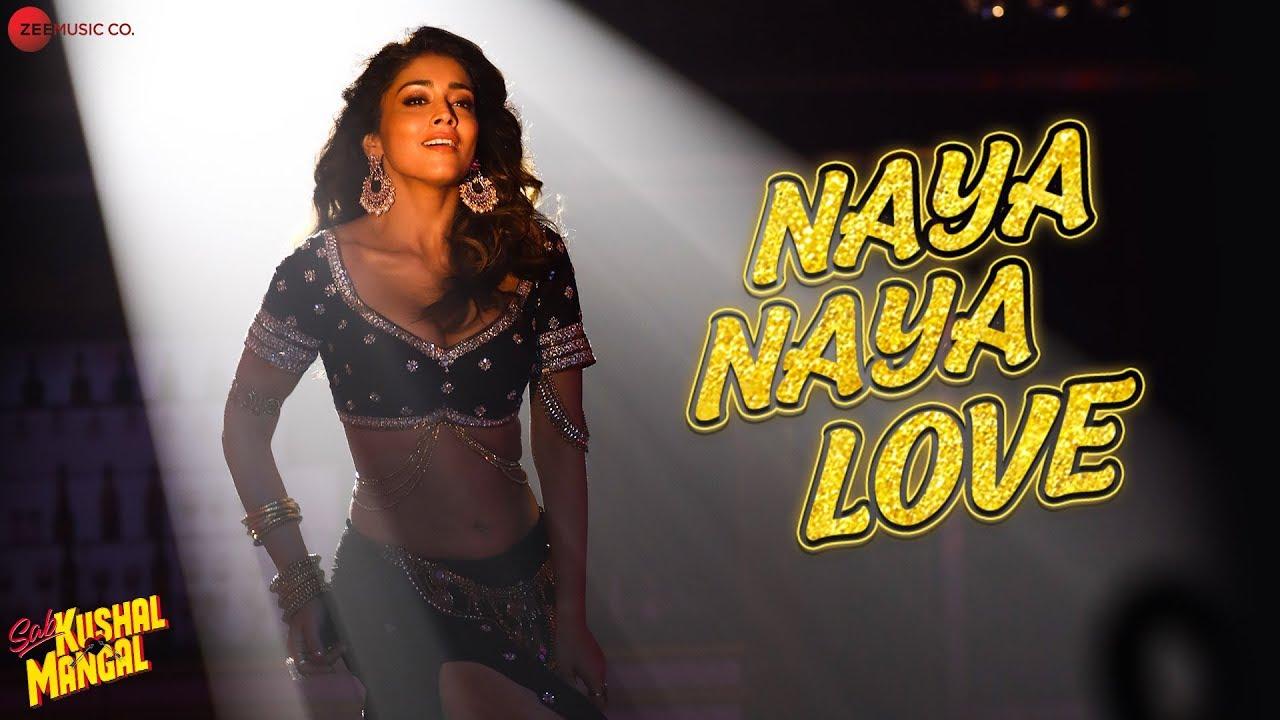 Naya Naya Love Song Lyrics In Hindi And English