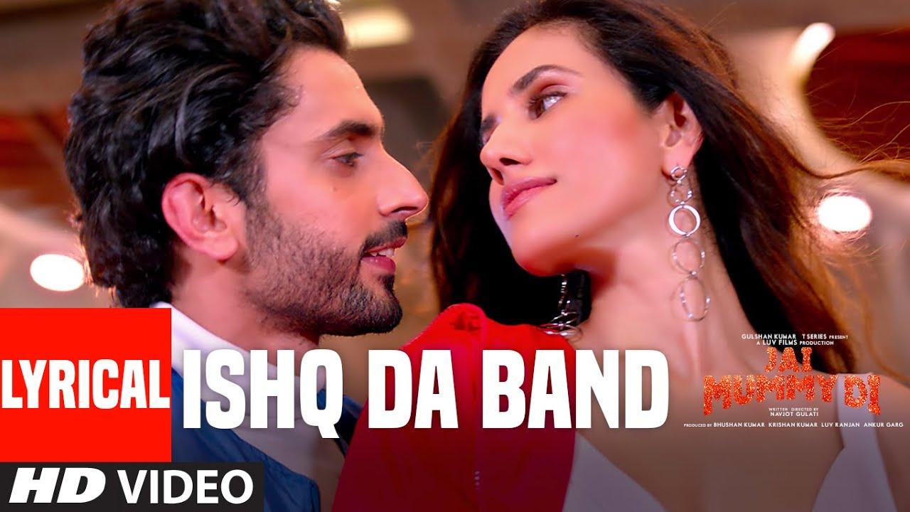 Ishq Da Band Lyrics In Hindi And English