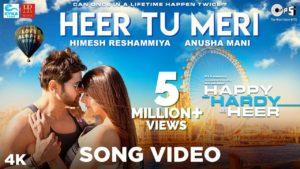 Heer Tu Meri Lyrics In Hindi And English 2020