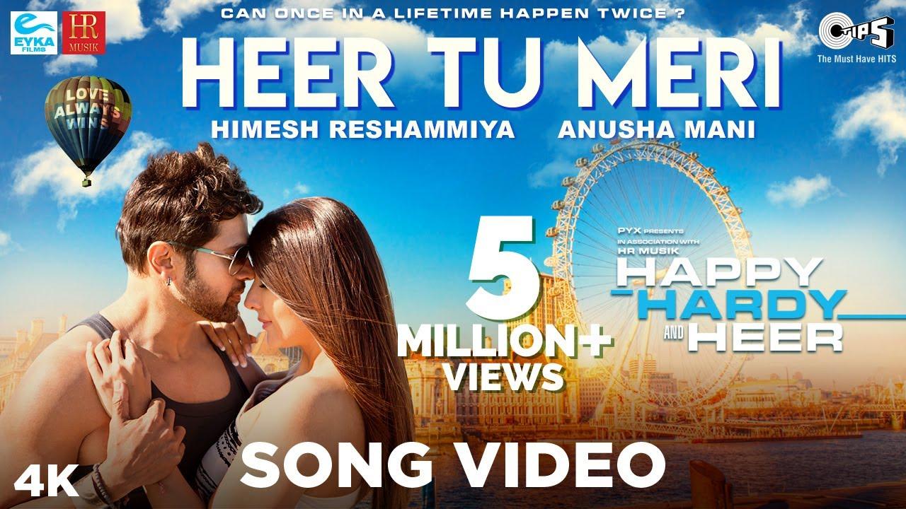 Heer Tu Meri Lyrics In Hindi And English