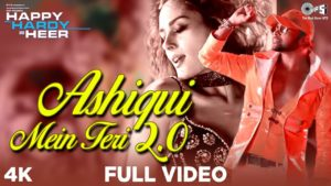 Aashiqui Mein Teri 2.0 Lyrics In Hindi And English