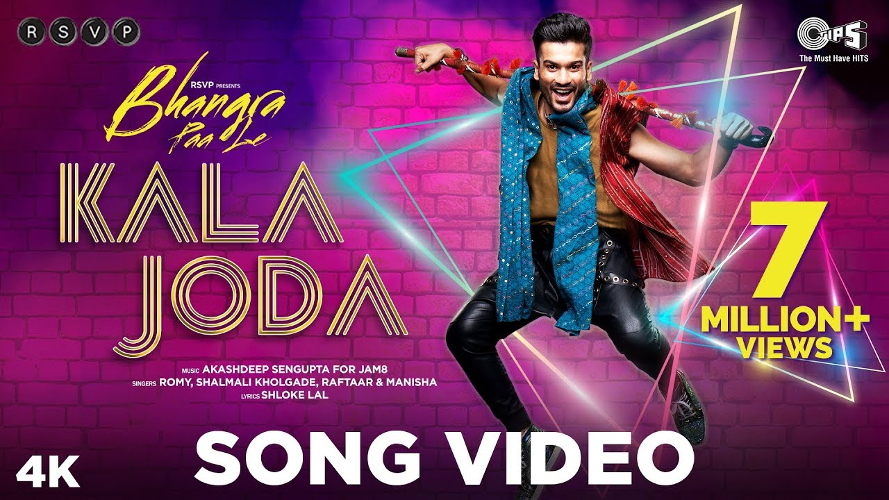 Kala Joda Song Lyrics In Hindi And English