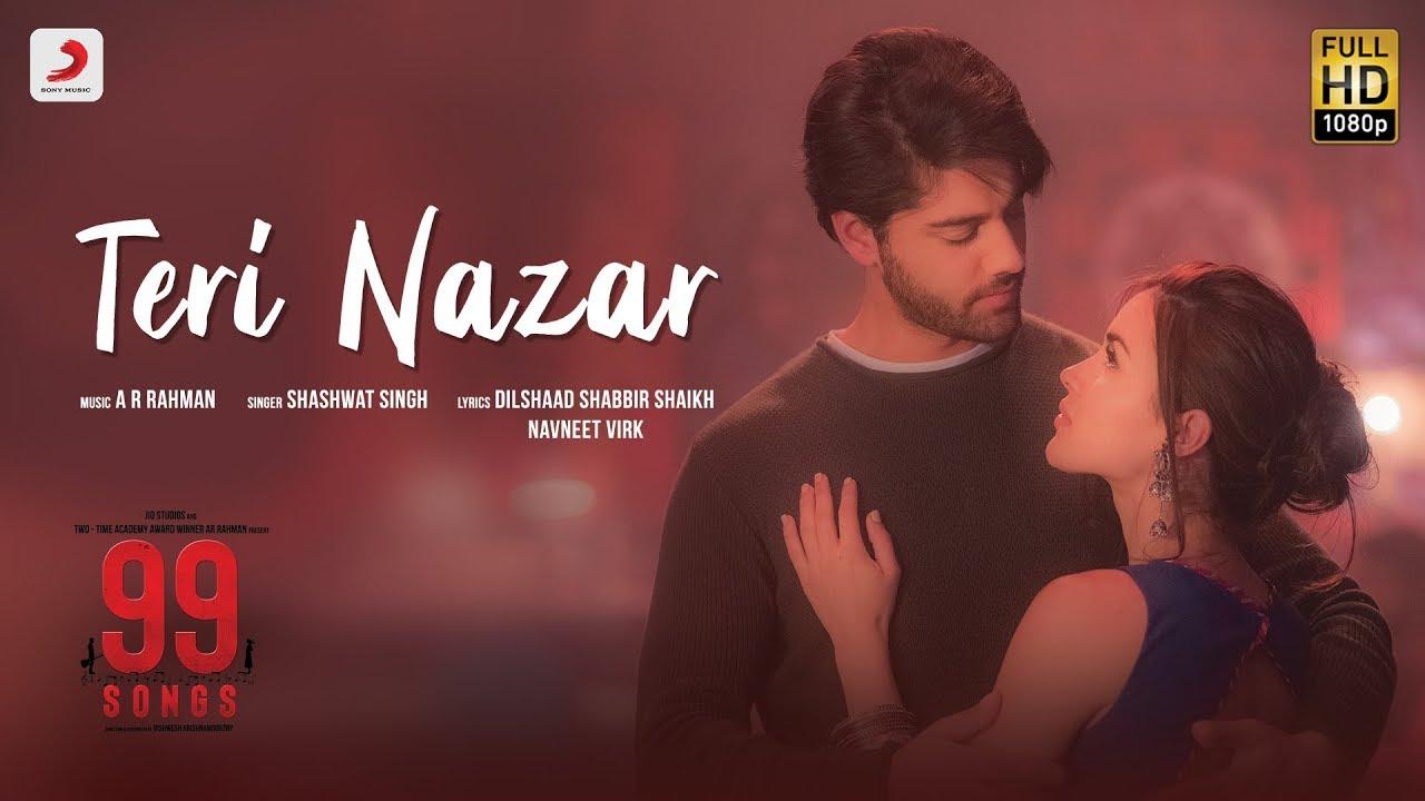 Teri Nazar Lyrics In Hindi And English