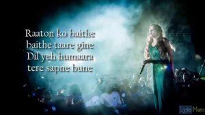 Jiya Nahi Lagta Lyrics from babloo bachelor movie 2020