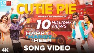 Cutie Pie Lyrics In Hindi And English 2020