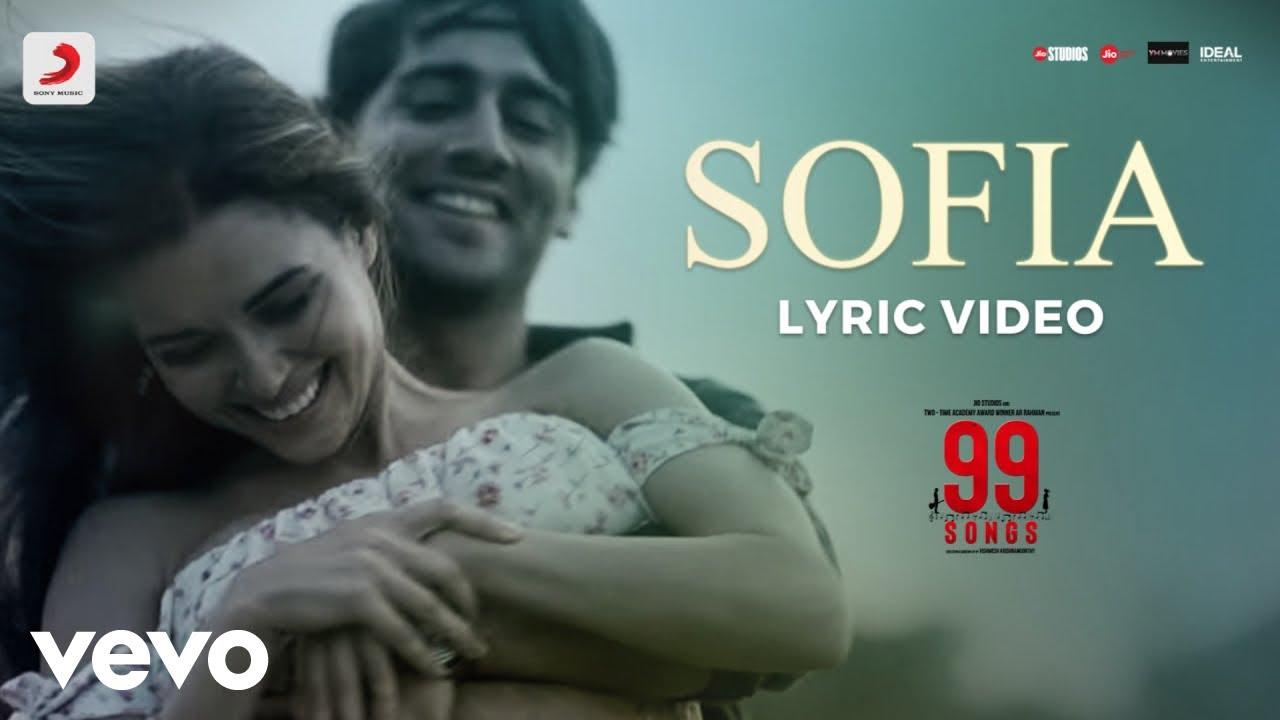 Sofia Lyrics In Hindi And English